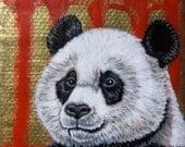 Tiny Panda Painting