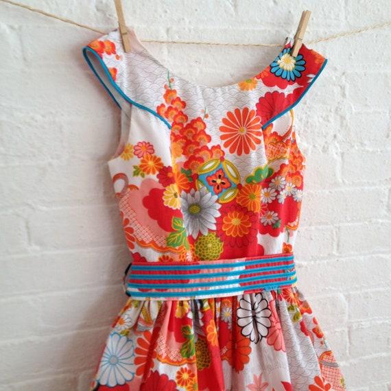 J.Red...custom tea dress