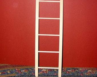 20 Inch Ladder for My Twinn Doll Bunk Bed or American Girl Triple Bunk
