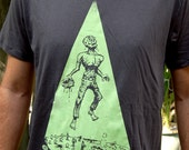 Abducted Zombie Size Small
