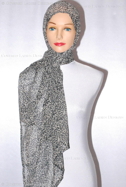 Scarf Muslim Women Wear  Grey Tan Hijab Headscarf Scarf Muslim Scarf For Women