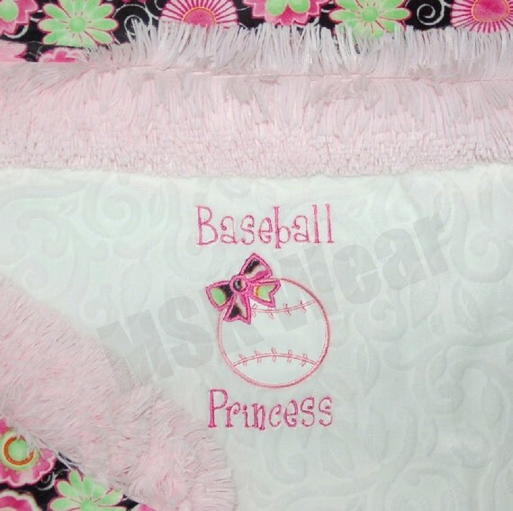 All Girl  Sport Blanket