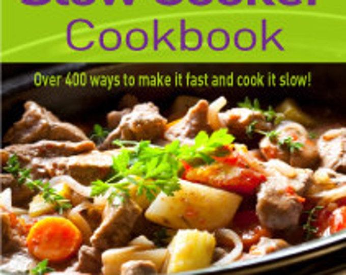 Cook Book, Slow Cooker Cook Book, Crock Pot Cook Book, Cook Book Recipes, Slow Cooker Recipes, Crock Pot Recipes, Slow Cooker Dishes