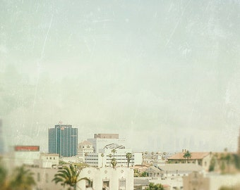 BUY 2 GET 1 FREE View, California Photography, Hollywood, La, City, West Coast, Looking Out, La Skyline - I Spy La