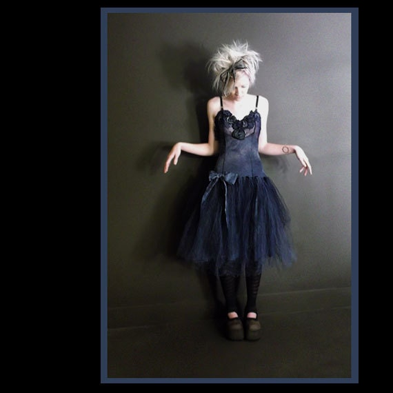 wearydreary rag dolly dress apocalyptic carnival