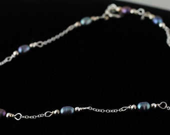 Freshwater Pearl  Anklet. Listing 109300523