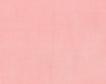 Cabbages and Roses for Moda, Athill Range in Solid Texture Pink 35208.17 - 1 Yard