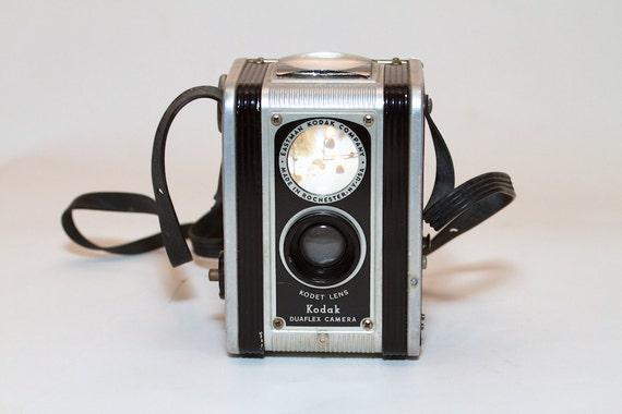 Vintage Kodak Duaflex Camera - Collectible - Photography
