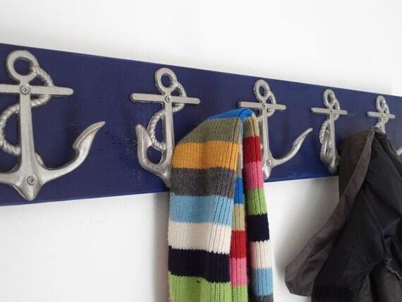 Anchor Towel Rack As Seen On Houzz.com Beach House Dreams™ OBX