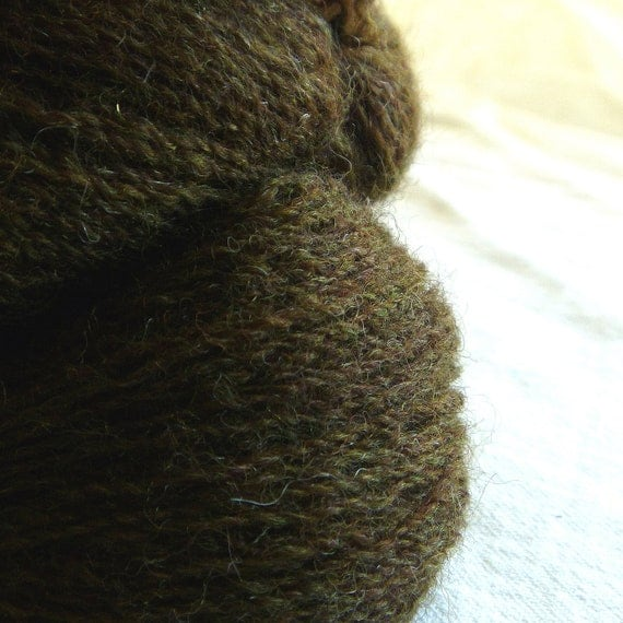 Treant Wool Recycled Lace Weight Yarn