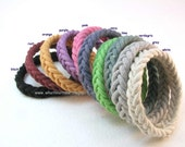 slender herringbone rope bracelet nautical bracelet knotted bracelet cotton bracelet sailor bracelet rope jewelry fisherman bracelet