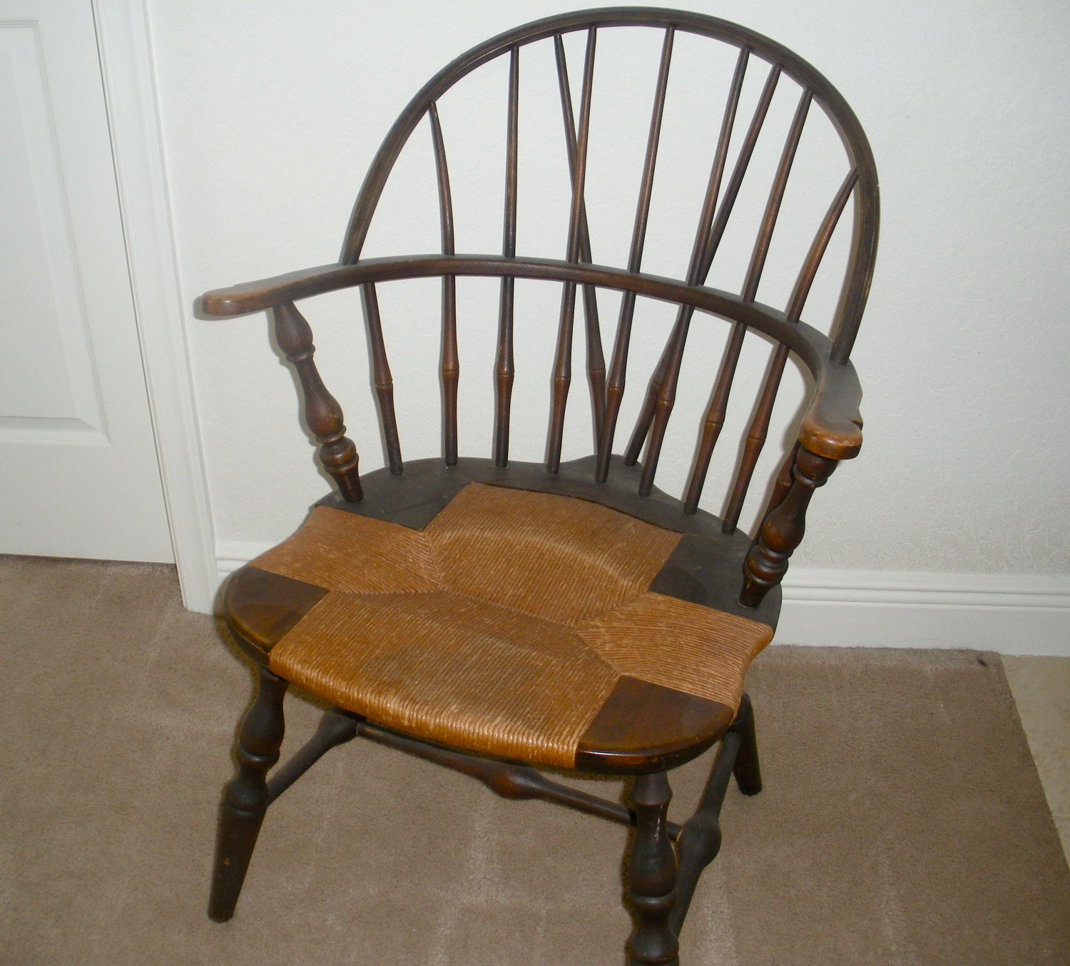 & Antique Nichols u0026 Stone Windsor Chair u2013 Haute Juice