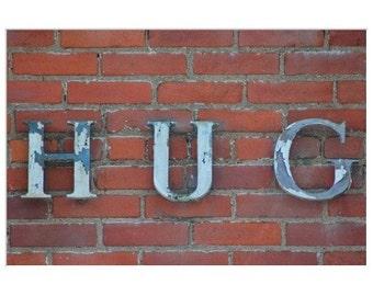 HUG - 4 x 6 photograph