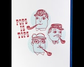 Pops is Tops / 048 / father's day