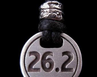 Marathon Jewelry - 26.2 Runner Necklace 0954