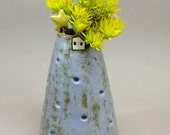 Star Collector...Bud Vase / Pen Holder in Stoneware