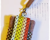 iPhone Case 5 / iPhone Cover / iPhone Case - Patchwork Pokka Dots, OOAK