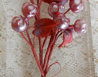 1930's Berries Bouquet
