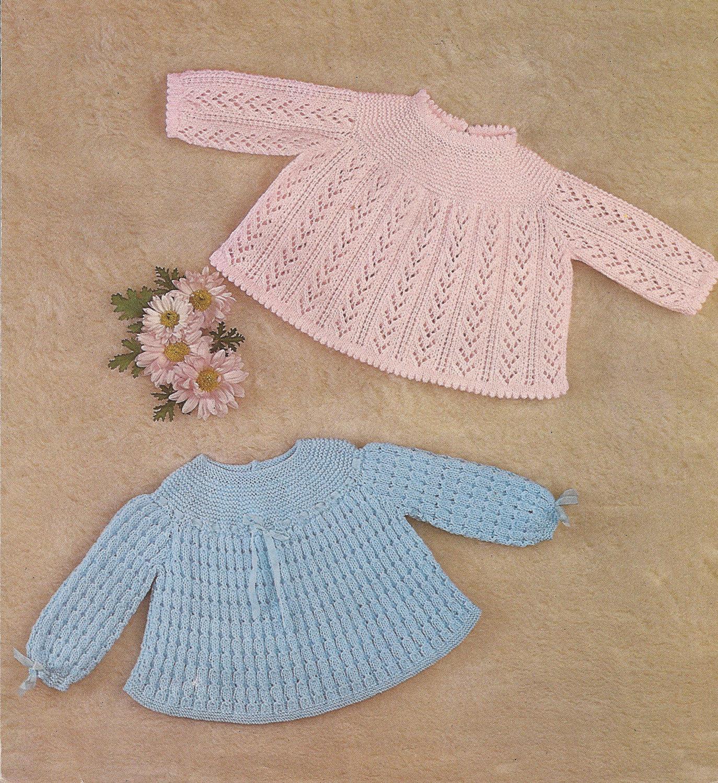 Knitting Pattern Of An Angel : PDF Knitting Pattern Baby Patterned Angel by georgie8109 ...