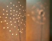Seed Head Candle Light