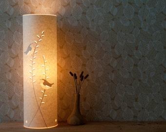 Tall Jenny Wren Table Lamp