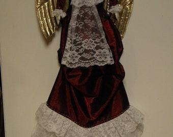 Victorian Angel Social light Tree Sitter