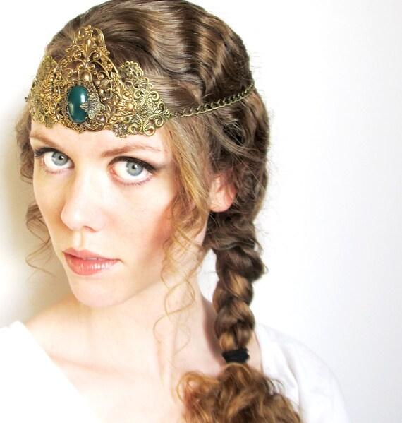 Warrior Goddess Headdress