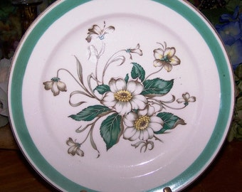 Collectible Magnolia Plate by Knowles