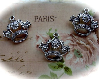 Girly French Crowns