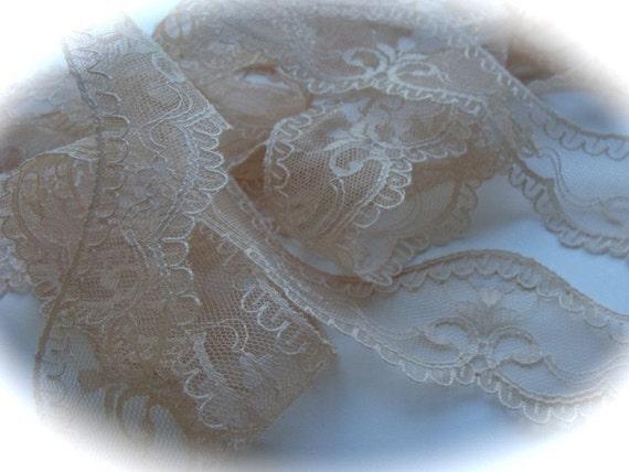 2 x Yards Stunning  Victorian Edwardian Lace