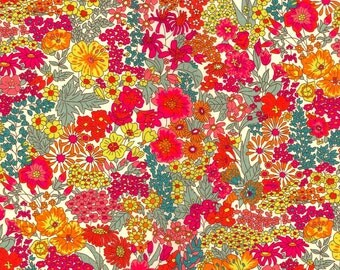 Liberty Fabric Margaret Annie B Tana Lawn Fat Quarter