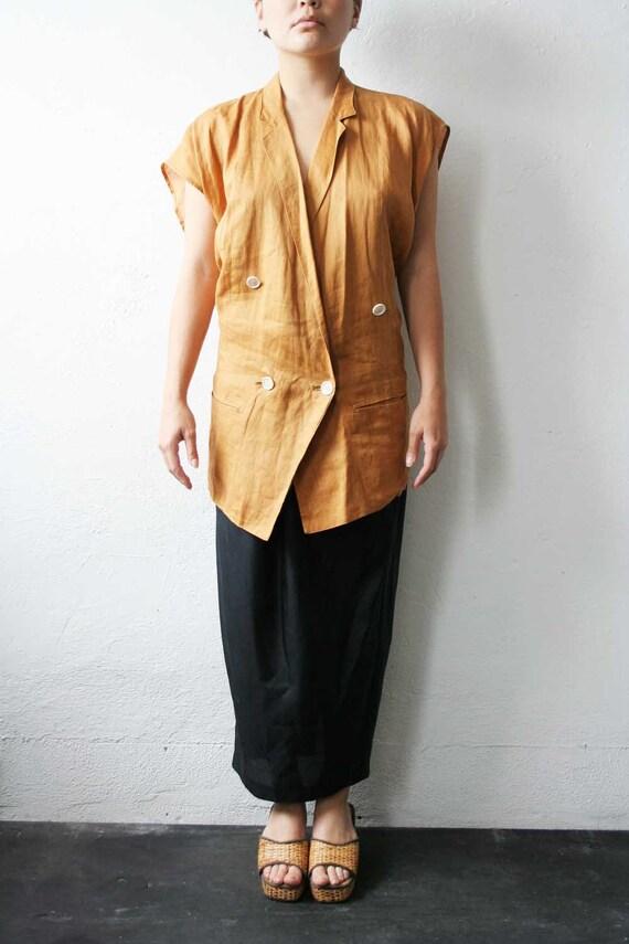 Yohji Yamamoto Asymmetrical Top