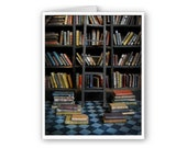 Dollhouse Library Notecards