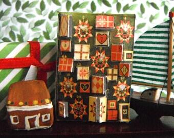 Miniature Advent Calendar