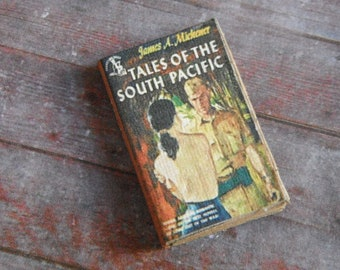 Miniature Book --- Tales of the South Pacific