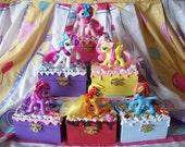 My Little Pony Trinket Box