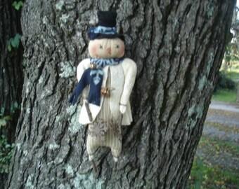 Mr. Snowflake Snowman. Snowman, Winter, Christmas, Snowmen, Primitive, Rustic, Ofg, Faap, Hafair, Dub