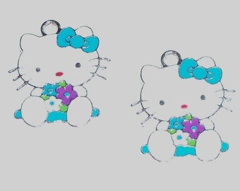 Hello Kitty Charm Pendants
