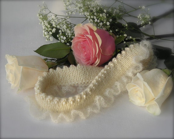 Wedding Garters - Knitting Pattern PDF - bridal garter gift wedding ...