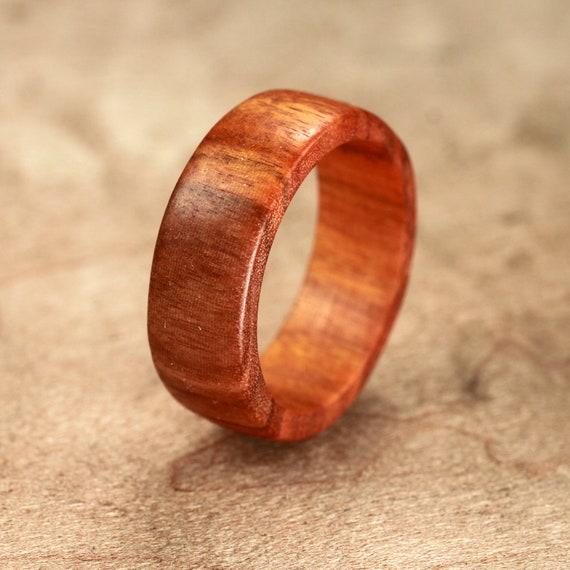 Osage Orange Wood Ring No. 27 Size 11.5 (08-01-2012)