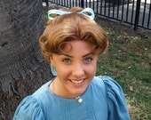 SALE Wendy Darling from Peter Pan Adult Costume Wig - a True Enchantment Original