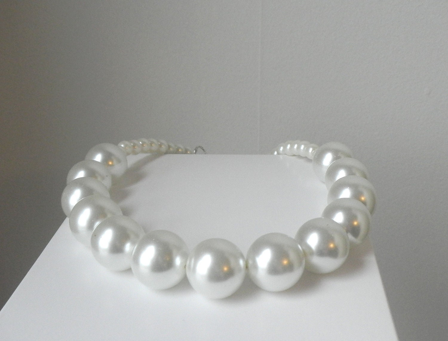 Find great deals on eBay for large chunky pearl necklace. Shop with confidence.