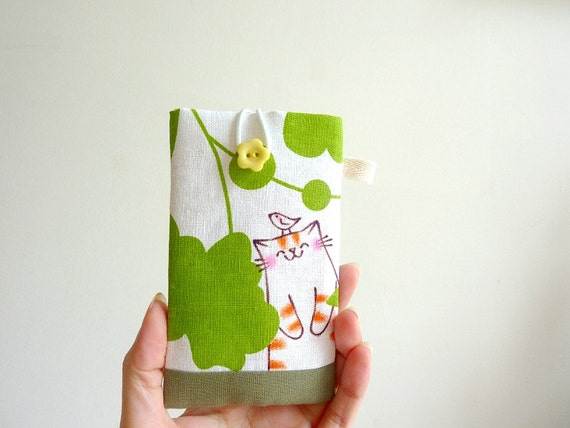 iphone Sleeve, ipod case, Mobile Cover - Cat