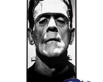 Frankenstein's Monster, Halloween Horror Movie - iPhone Cover, Case