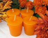 NEW ENGLAND AUTUMN (4 votives or 4-oz soy jar candle)