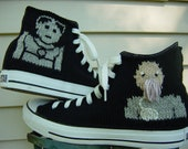 Doctor Who Mix and Match Knit Chucks
