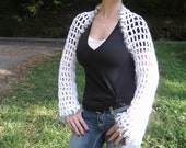 Long Sleeve Shrug or Scarf - one size fits all - women - ready to ship
