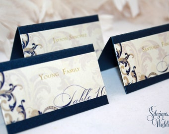 The Ana Place cards Escort cards
