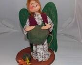 Annalee Harvest Angel Limited Edition