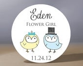 Bridesmaid Gift | Personalized Pocket Mirror | Flower Girl Gift | Maid of Honor Gift | Mother of the Groom Gift | Wedding Party Gift